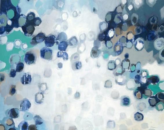 Honeycomb-Jardine, 40x50 on canvas