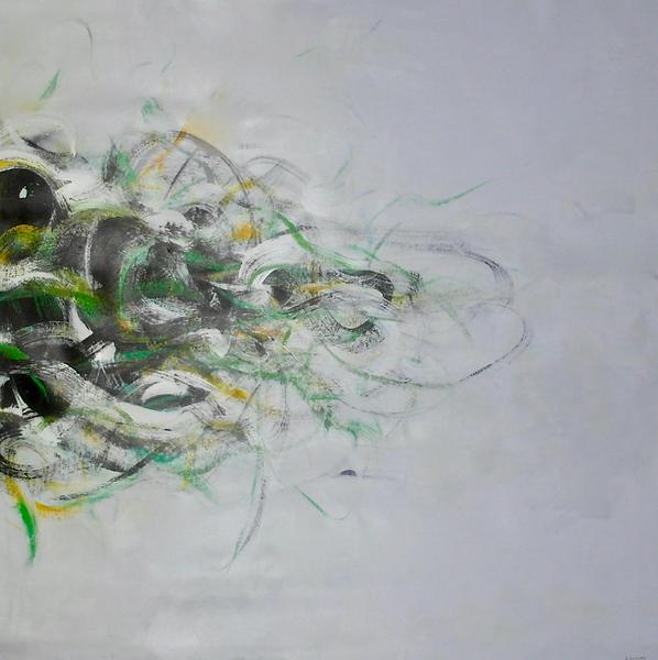 The Suggestion of Birds-Dauncey, 50x50c