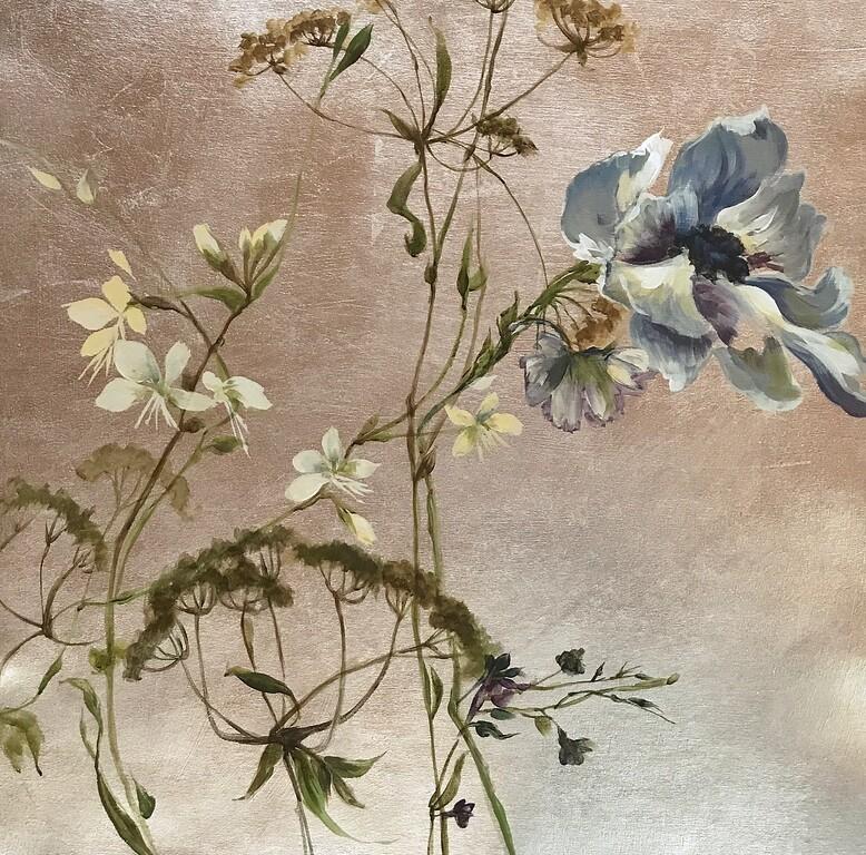 Spring Awakening I-Jardine, 24x24 on canvas
