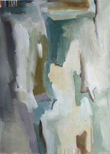 Painter's Hiatus III-Irvin, 40x55 on canvas