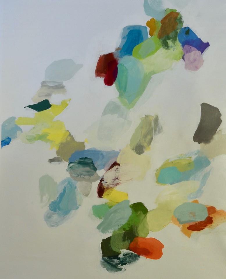 "Stones Dream-Hibberd, 40""x60"" acrylic painting on canvas"