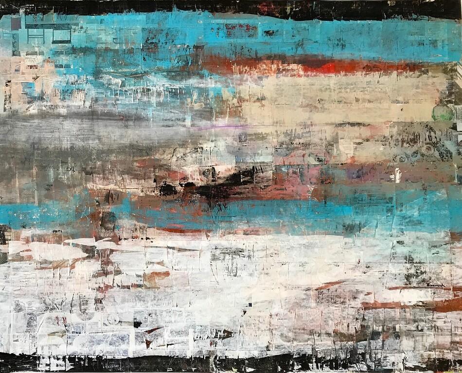 Opus 129-Foreman, 48x60 on canvas