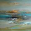 Drifting-Ridgers, 48x48 on canvas JPG