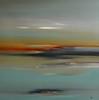 Calm Scene III-Ridgers, 40x40 on canvas