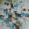 Go Bold-Ridgers, 40x40 on canvas JPG