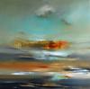 Fluid Scape II-Ridgers, 48x48 on canvas JPG