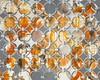 Latticework-Jardine, 50x40 on canvas