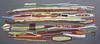 Del Mar 14, Langford, 30x68 stretched canvas