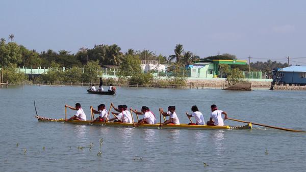 Kyaukpyu boat racing - 18