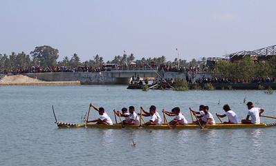 Kyaukpyu boat racing - 17
