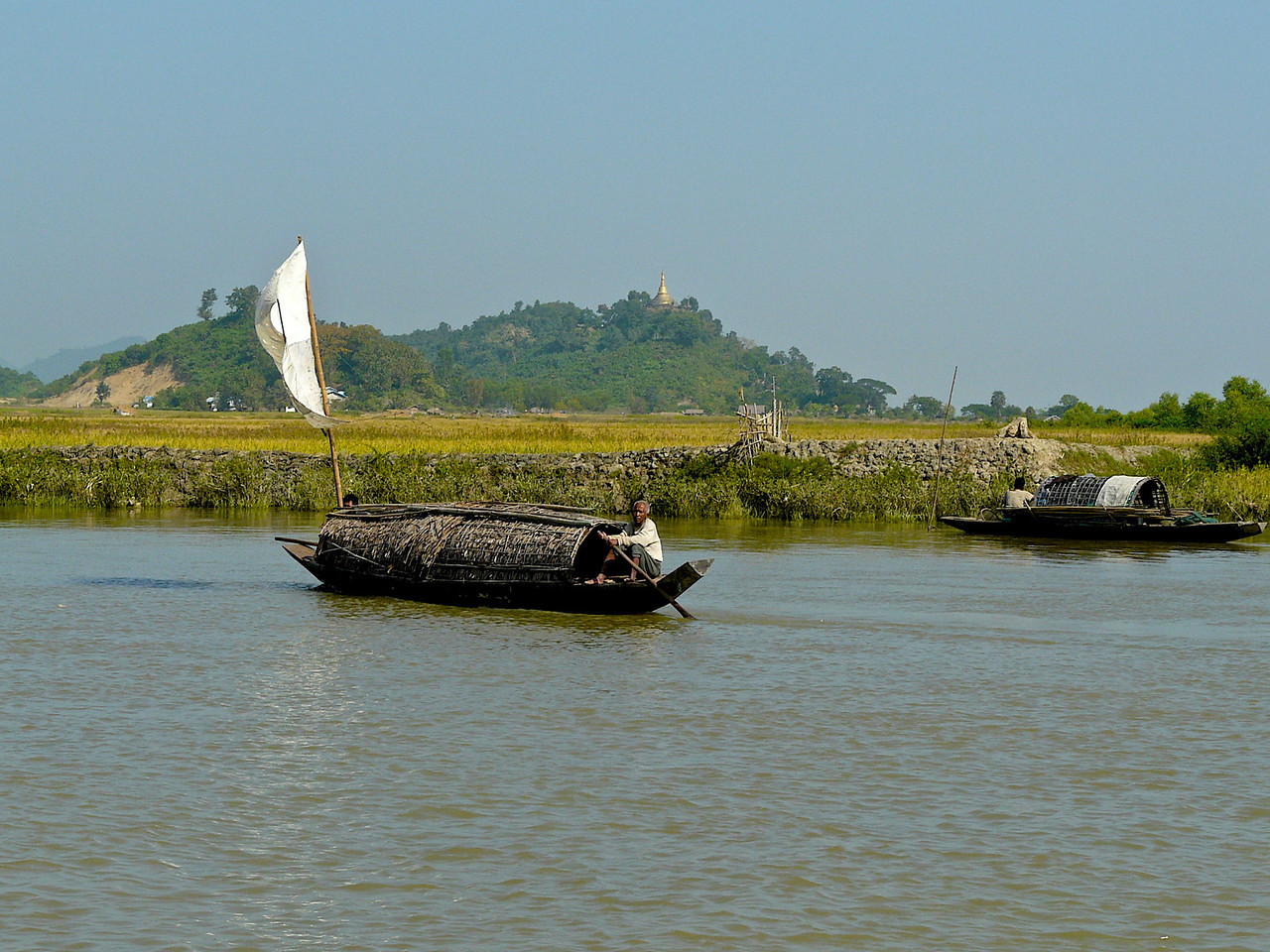 Burma-Kaladan River 140