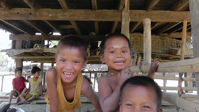 Burma-Kaladan River 76