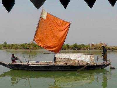 Burma-Kaladan River 55