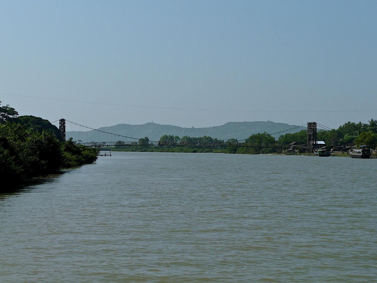 Burma-Kaladan River 154