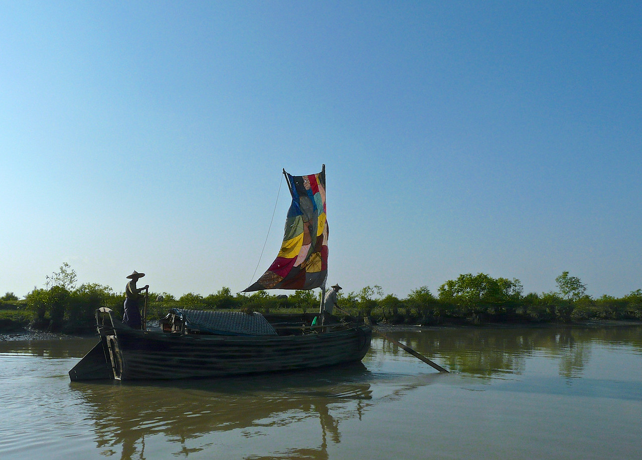 Burma-Kaladan River 235