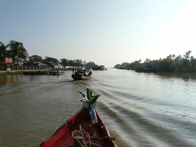 Burma-Kaladan River 1