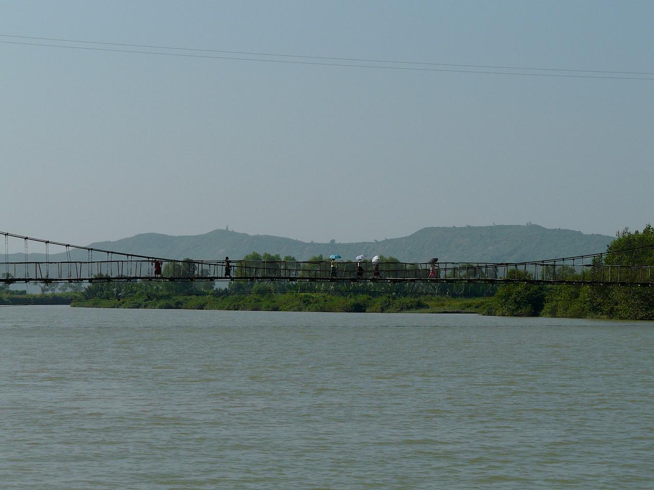 Burma-Kaladan River 155