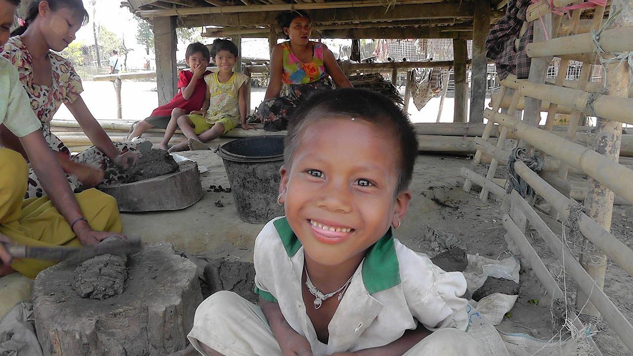 Burma-Kaladan River 74
