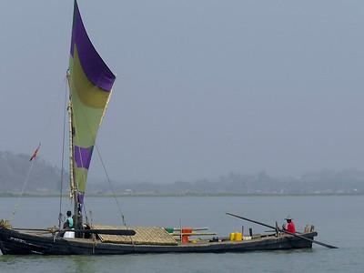 Burma-Kaladan River 23