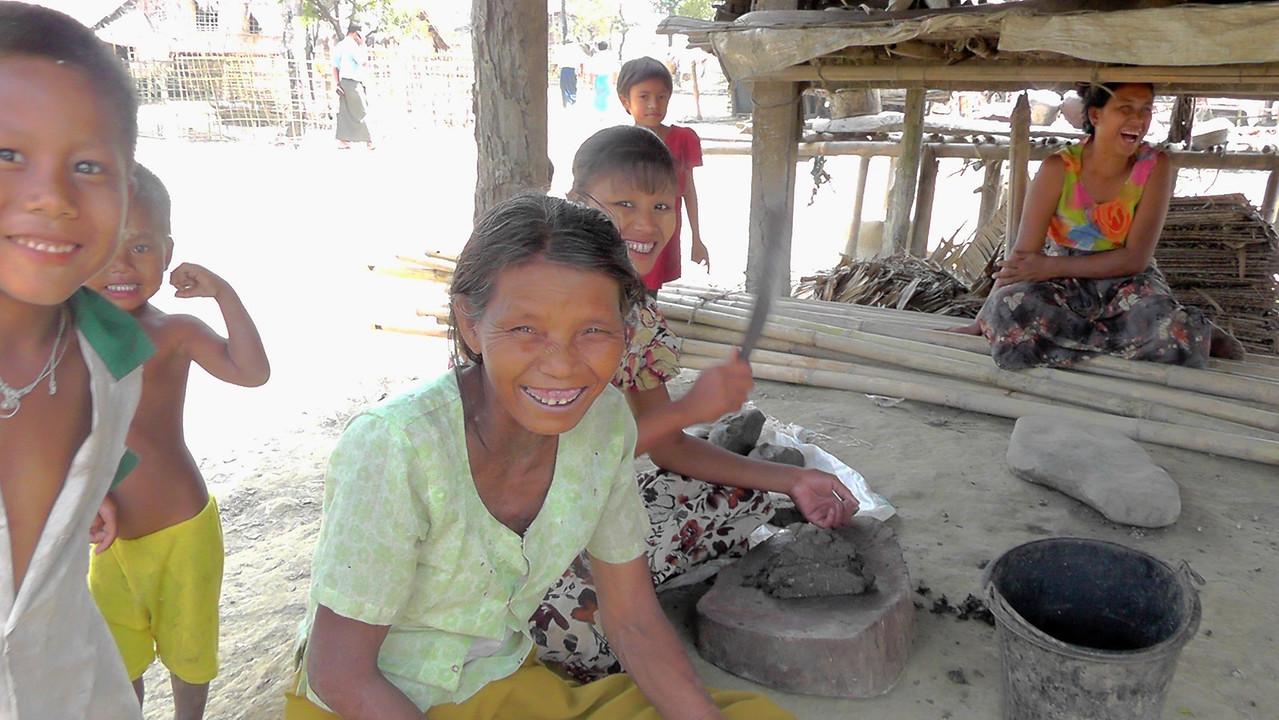 Burma-Kaladan River 73