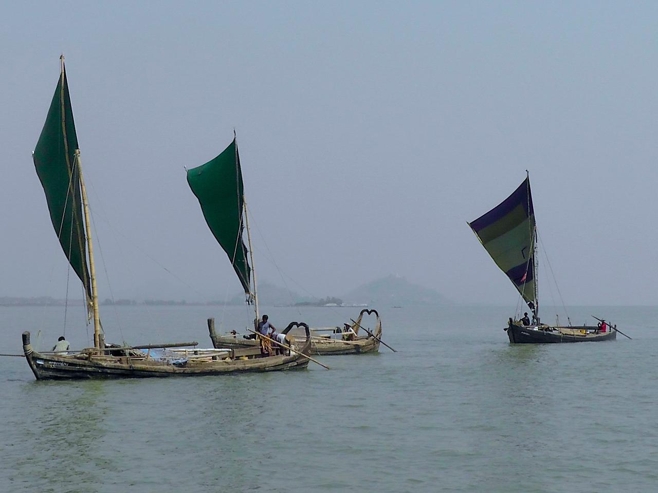 Burma-Kaladan River 34