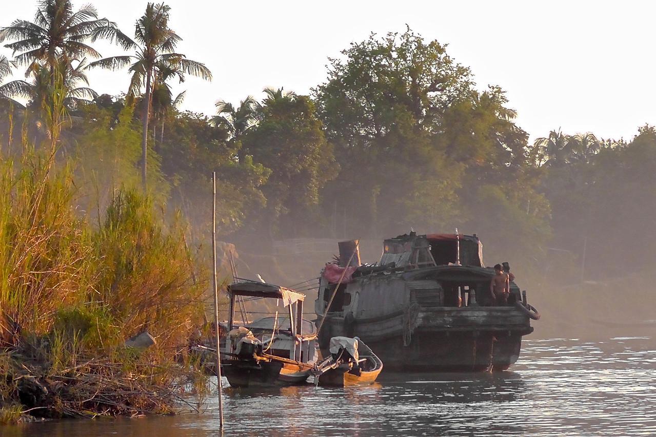 Burma-Arakan-Lemro River 253