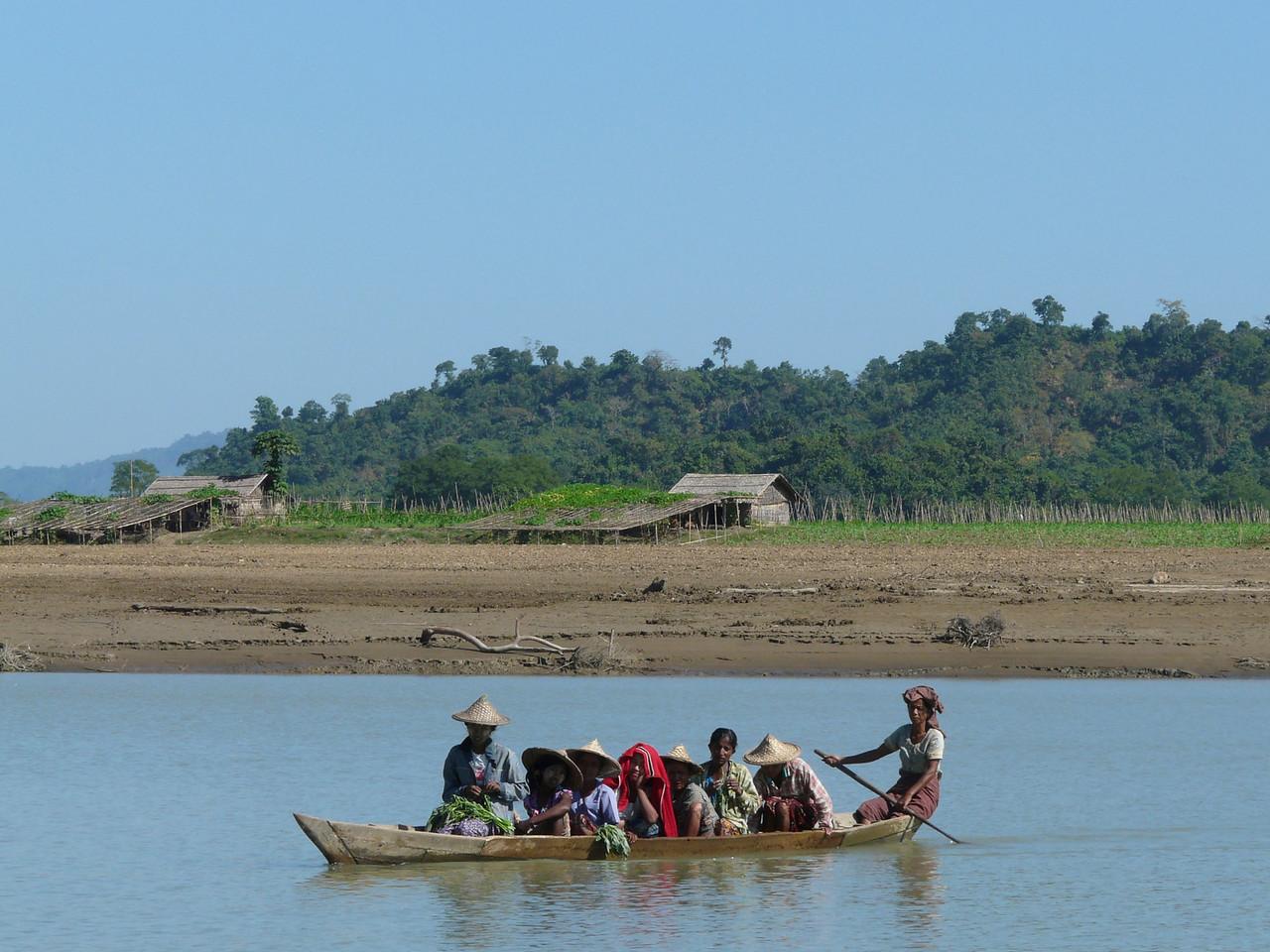 Burma-Arakan-Lemro River 214