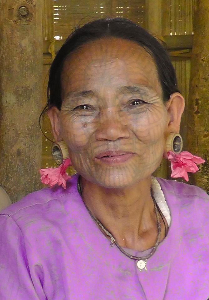 Burma-Arakan-Lemro River 107
