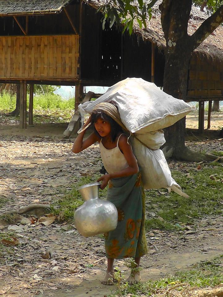 Burma-Arakan-Lemro River 76