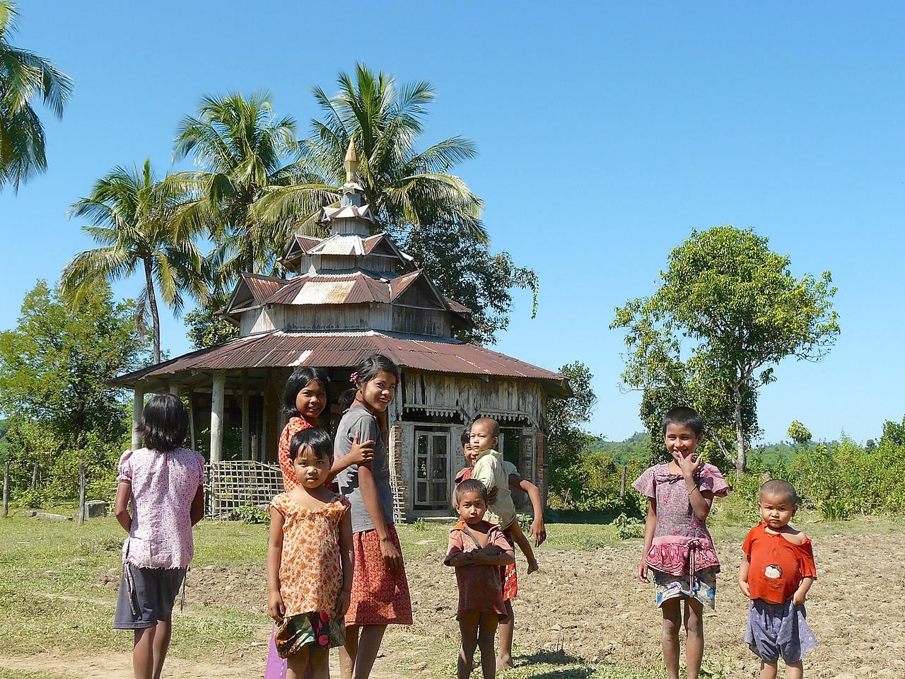 Burma-Arakan-Lemro River 34