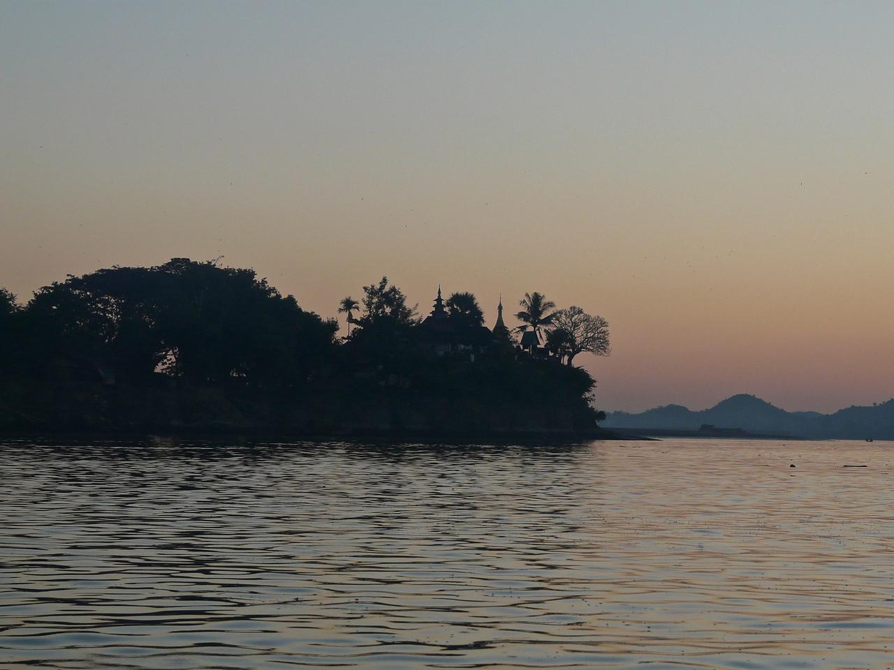 Burma-Arakan-Lemro River 266