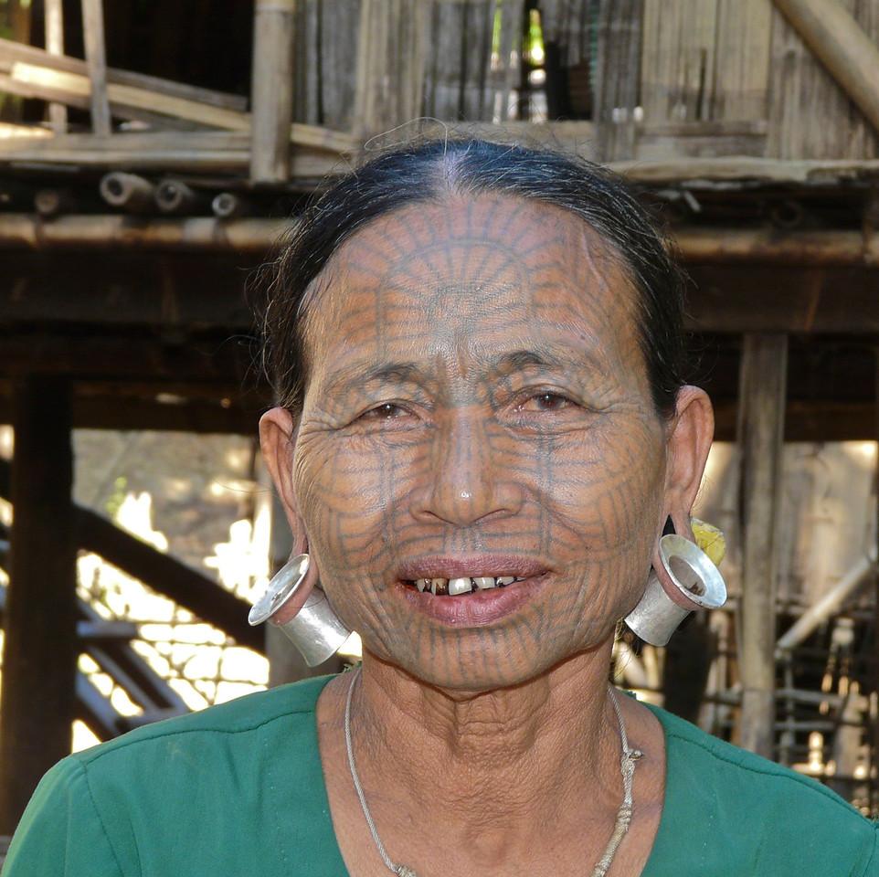 Burma-Arakan-Lemro River 115