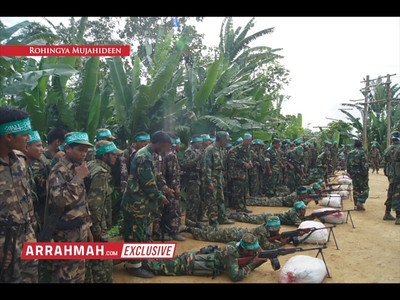 MILITANTS, TERRORISTS, EXTREMISTS  in  ARAKAN