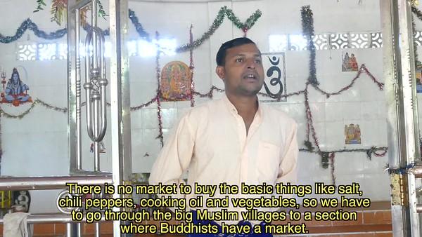 HINDU HOPELESSNESS in MAUNGDAW because of BENGALI MUSLIM (so-called Rohingya) SUPREMACY and VIOLENCE