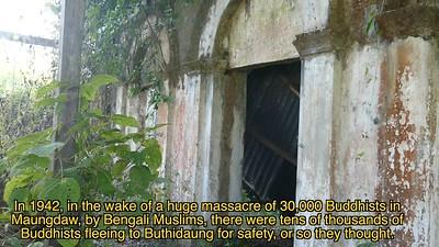 Buthidaung Mosque Massacre