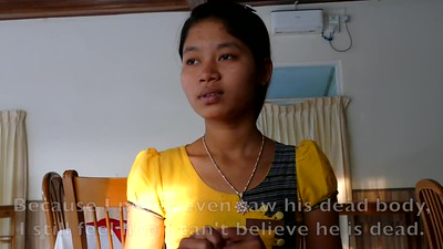 A YOUNG GIRL IN MRAUK-U TELLS OF THE MURDER OF HER NEW HUSBAND