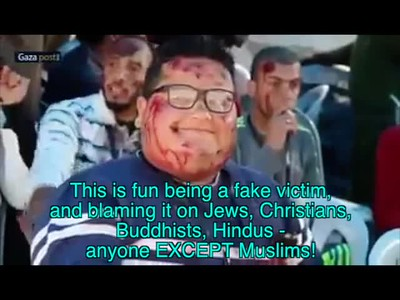 FAKE NEWS, FAKE VICTIMS in the MUSLIM WORLD