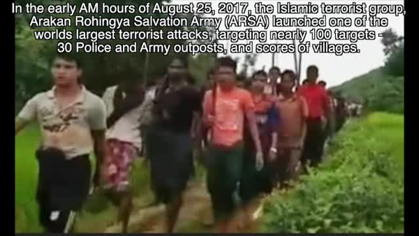 THE BURMESE ARMY - doing what it should be doing