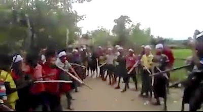 2017 conflict video stills