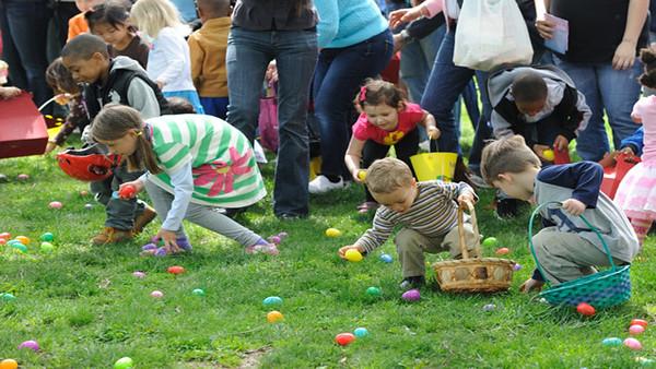 Cross Church Easter Egg Hunt