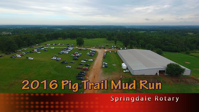 2016 Pig Trail Mud Run
