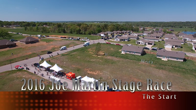 2016 Joe Martin - The Start