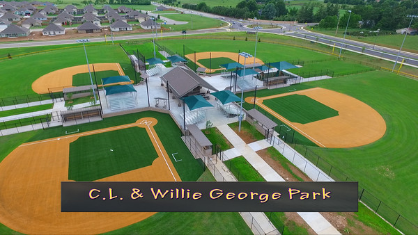George Baseball Diamond