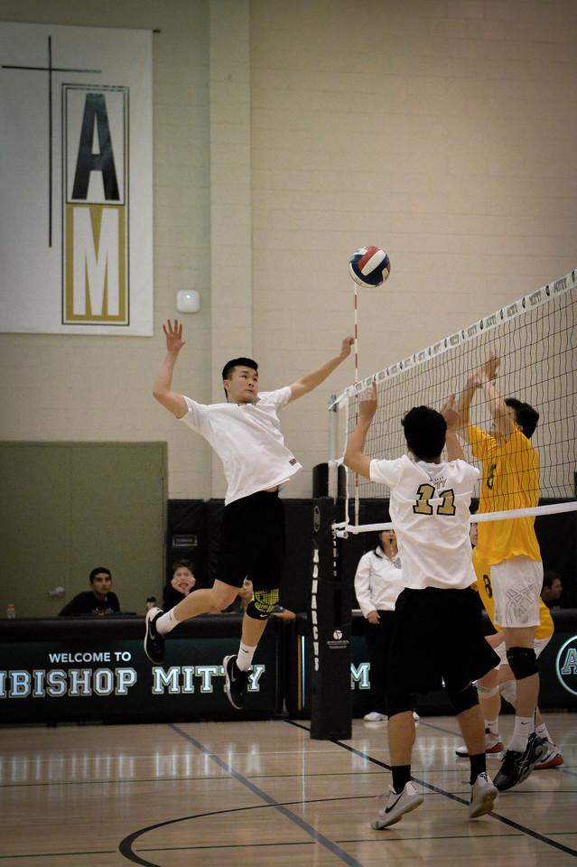 2016 Mitty VB SHC tournament and SFHS-49