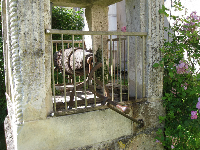 Chateau Jean Louis Laignelot<br /> Montagrier, France-2010