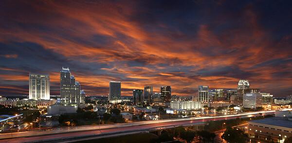 Orlando Sky Line