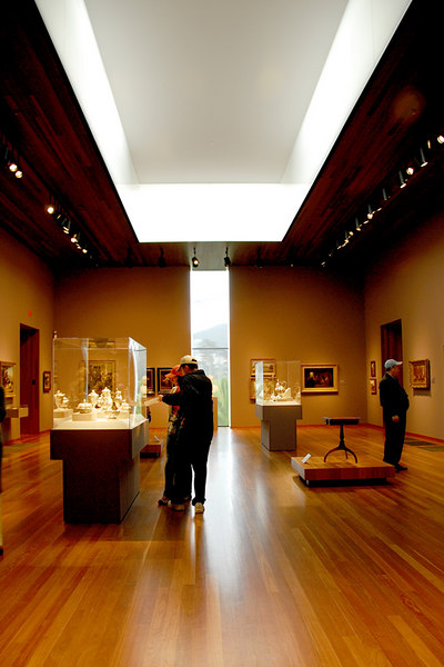 Area for 20th. Century Art in America.