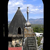A view from the main bell tower.