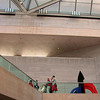 NATIONAL GALLERY OF ART, EAST WING; NATIONAL MALL, WASHINGTON D.C.