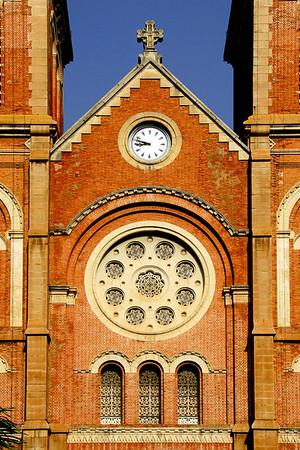 NOTRE DAME CHURCH, HO CHI MIN CITY, VIETNAM